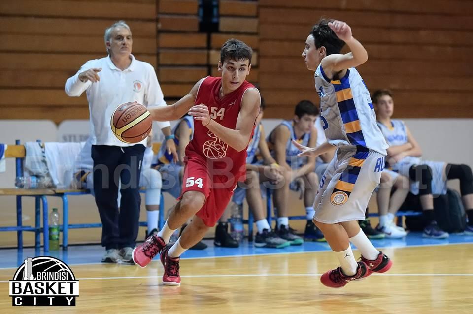 basket brindisi city