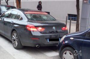 auto in divieto capruzzi
