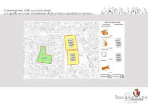 Polo della Giustizia - comparazione aree interessate(1)