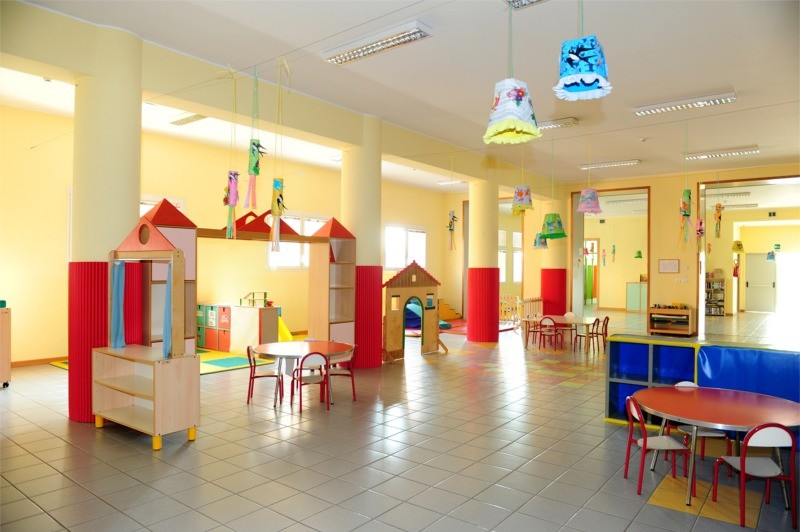 scuola infanzia