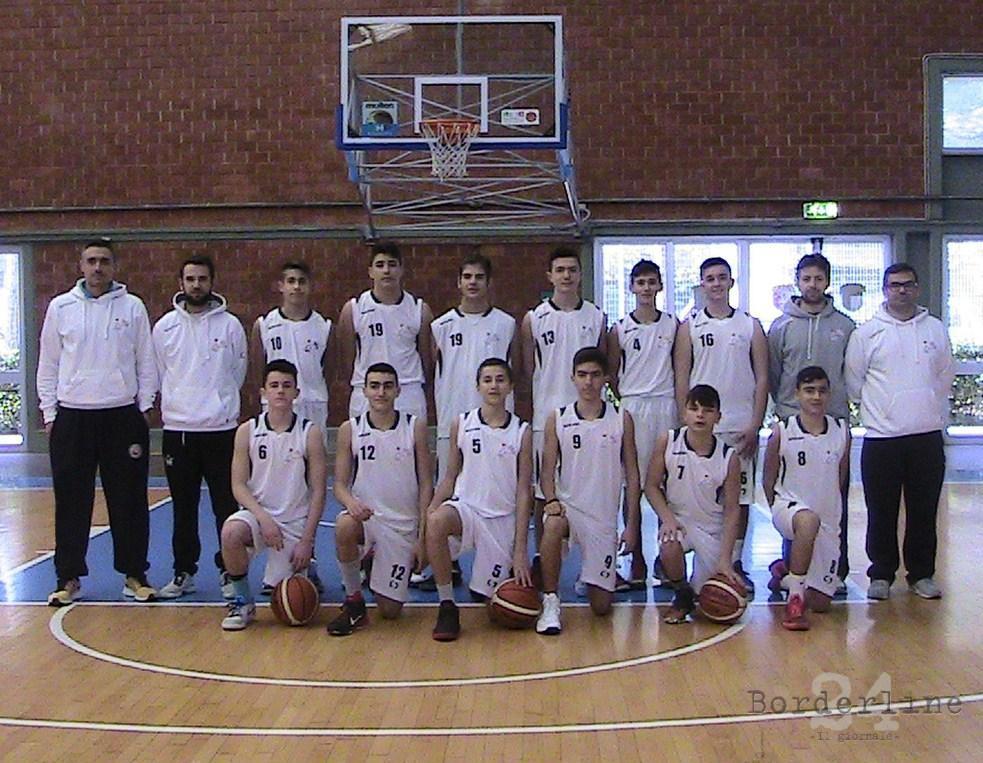 selezione Puglia maschile 2003