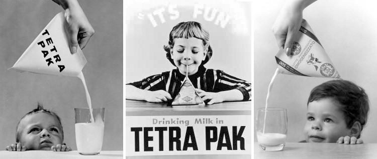 The Tetra-Pak Tetrahedron