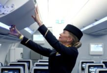 Flight attendant | ELLE UK