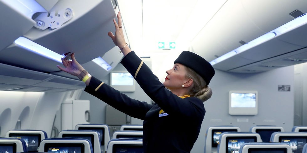 Flight attendant | ELLE UK