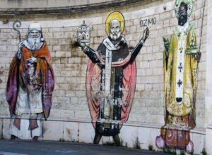 san nicola murales