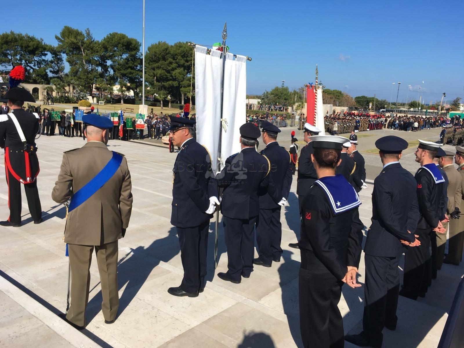Bari, al Sacrario la cerimonia in onore dei Caduti delle forze armate