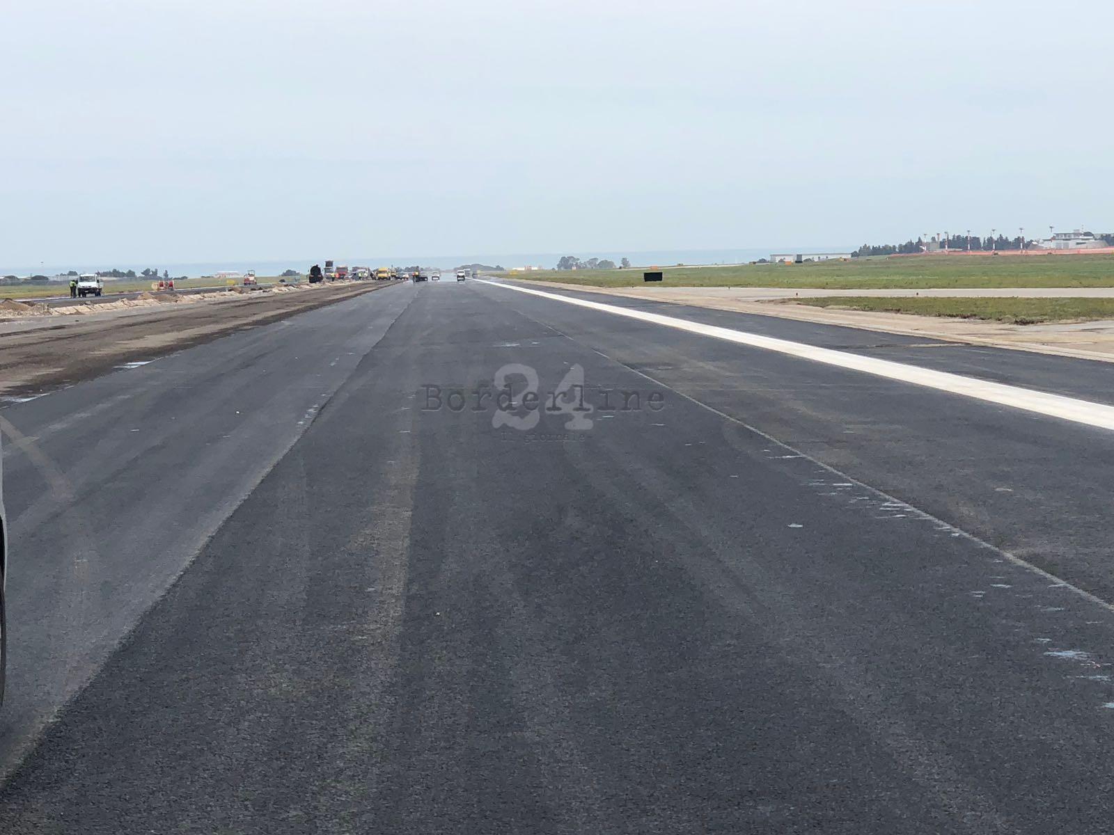Aeroporto Bari : Bari completati i lavori per il prolungamento della pista il